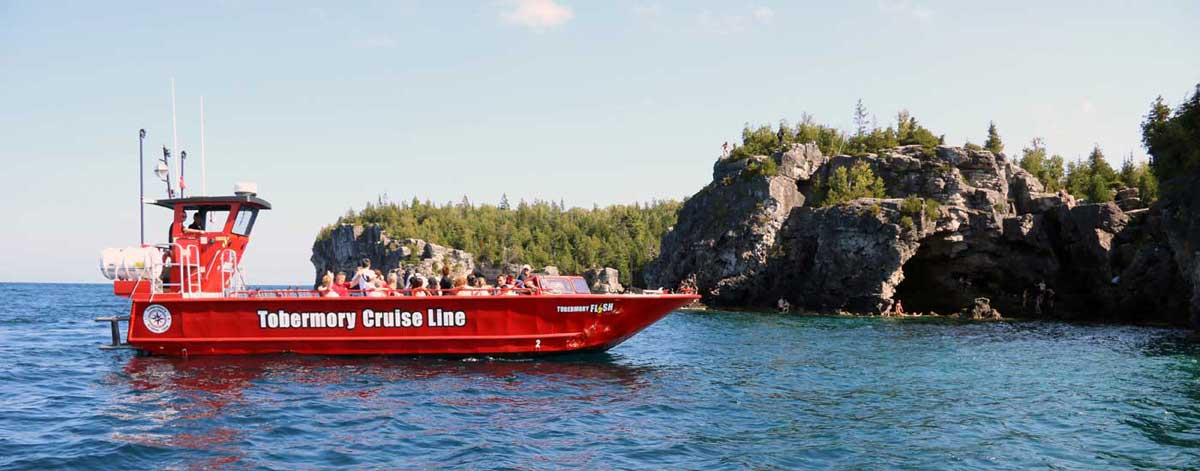 CRUISE TO THE BEAUTIFUL GROTTO